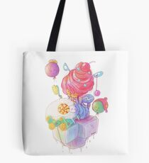 Cream and Sugar Tote Bag