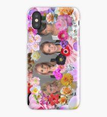 Princesses mugshots iPhone Case