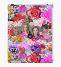 Princesses mugshots iPad Case/Skin