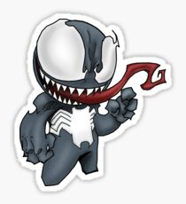 Mini Venom Sticker
