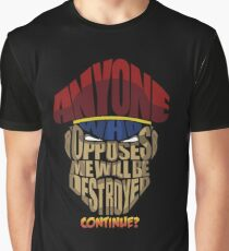 m bison wins Graphic T-Shirt