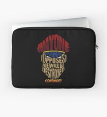 m bison wins Laptop Sleeve
