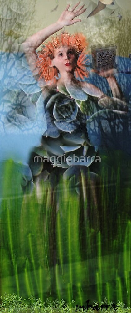 Brac From Ivy Wood by maggiebarra