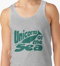 16fa0195083b0 Narwhals are unicorns of the sea Men s Tank Top
