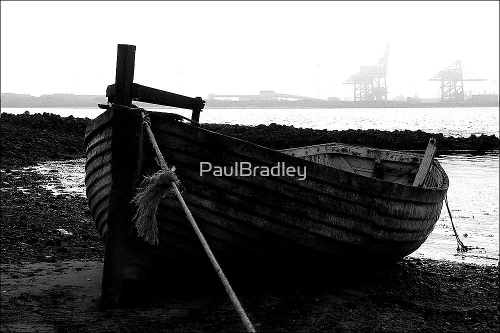Rowing Boat by PaulBradley