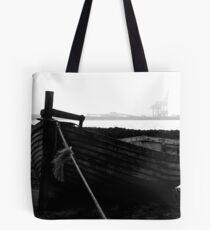 Rowing Boat Tote Bag