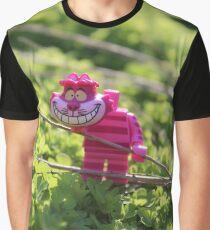 Lego Cheshire Cat (Alice in Wonderland) Graphic T-Shirt