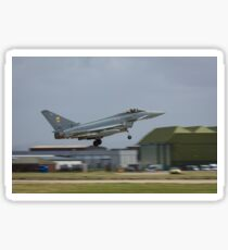 Typhoon - RAF Lossiemouth Sticker