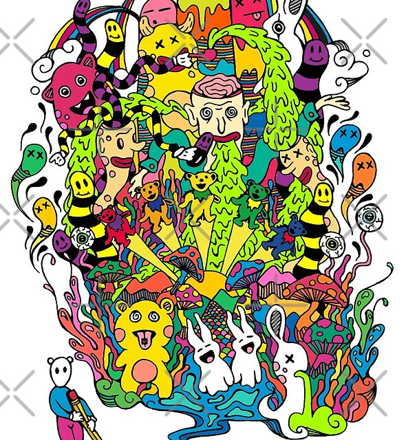 LSD Color by ogfx