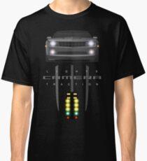 10-13 Lights Camaro Action Classic T-Shirt