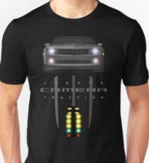 10-13 Lights Camaro Action T-Shirt