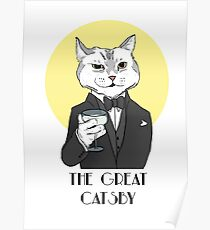 The Great Catsby Poster