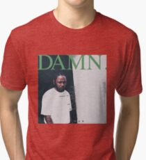 Kendrick Lamar - DAMN - Borderless - CHEAP BEST QUALITY! Tri-blend T-Shirt