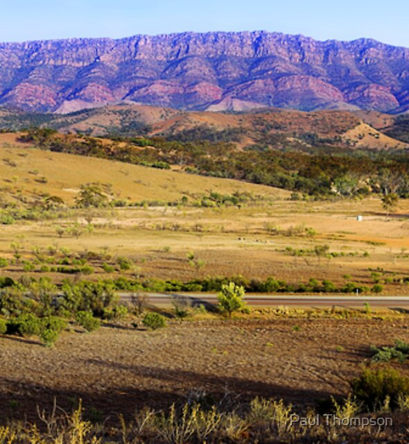 Arkaba Woolshed panorama by Paul Thompson