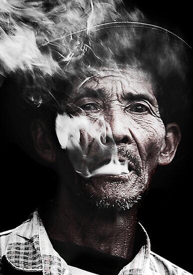Smokey  by Antoine Dagobert