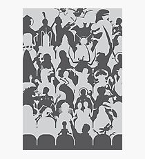 Mystery Theater 3K Photographic Print