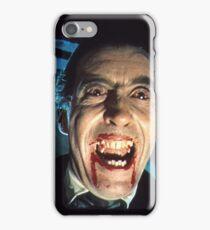 CINEMA / Christopher Lee / Dracula iPhone Case/Skin
