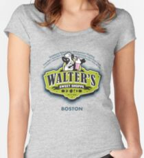 Walter's Sweet Shoppe - FRINGE Women's Fitted Scoop T-Shirt