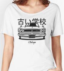 Hakosuka KPGC10 Skyline 2000 GT-R Women's Relaxed Fit T-Shirt