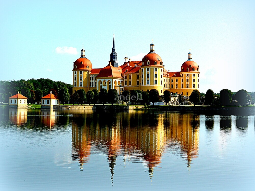 Moritzburg Castle by ©The Creative  Minds