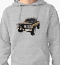The Fall Guy - GMC Sierra Grande Pullover Hoodie