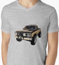 The Fall Guy - GMC Sierra Grande Men's V-Neck T-Shirt