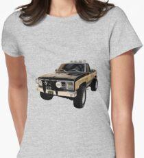 The Fall Guy - GMC Sierra Grande Women's Fitted T-Shirt