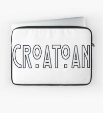 CROATOAN Laptop Sleeve