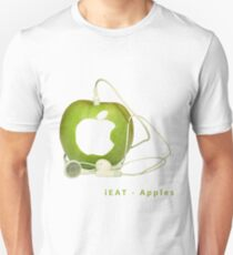 iEat - Apples Slim Fit T-Shirt