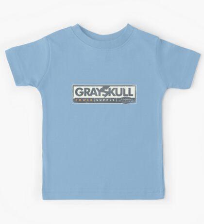 GREYSKULL Power Supply - A Subsidiary of Eternia Energy Kids Clothes