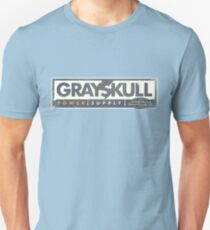GREYSKULL Power Supply - A Subsidiary of Eternia Energy T-Shirt