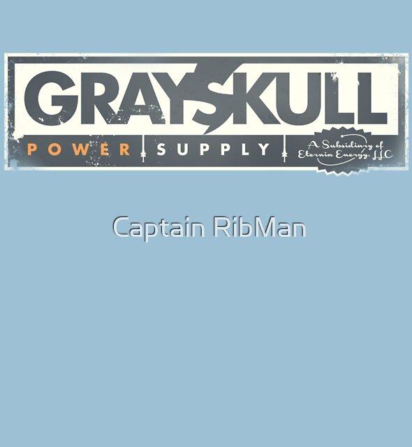 GREYSKULL Power Supply - A Subsidiary of Eternia Energy by Captain RibMan