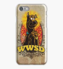 WWSD iPhone Case/Skin