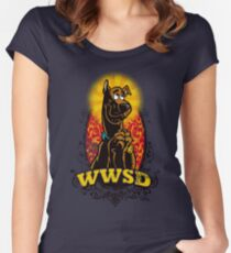 WWSD Women's Fitted Scoop T-Shirt