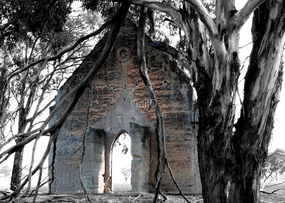 Sunday Church by GailD