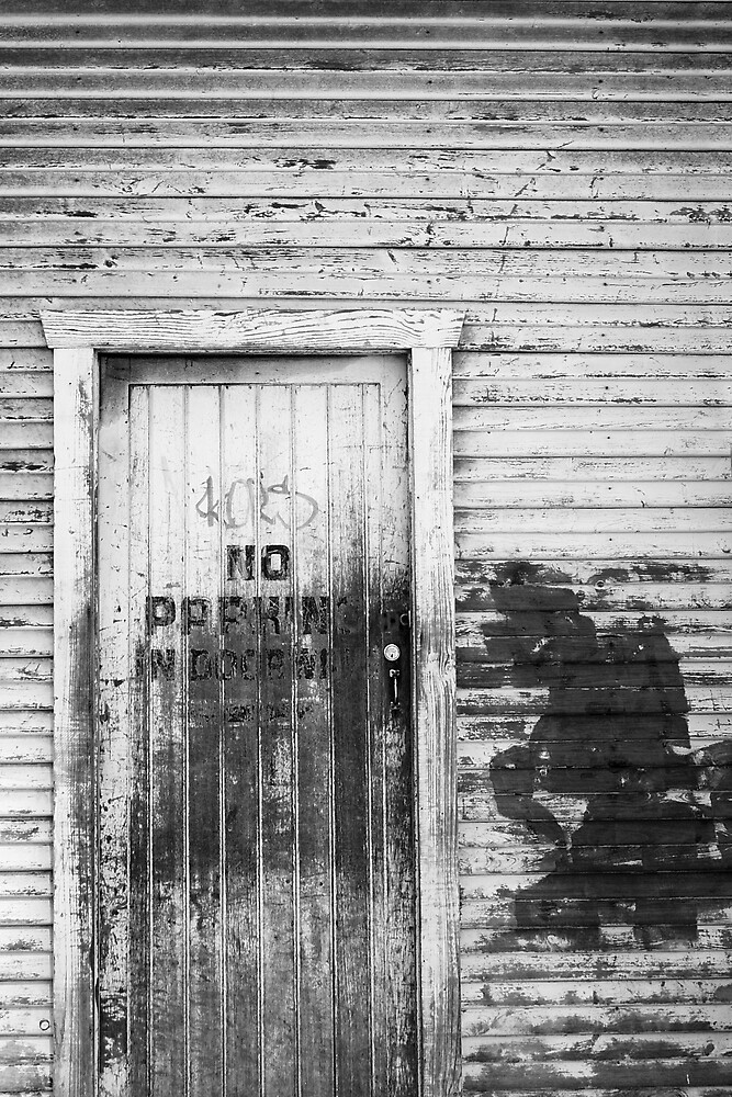 Doorway by Nicholas Hannah