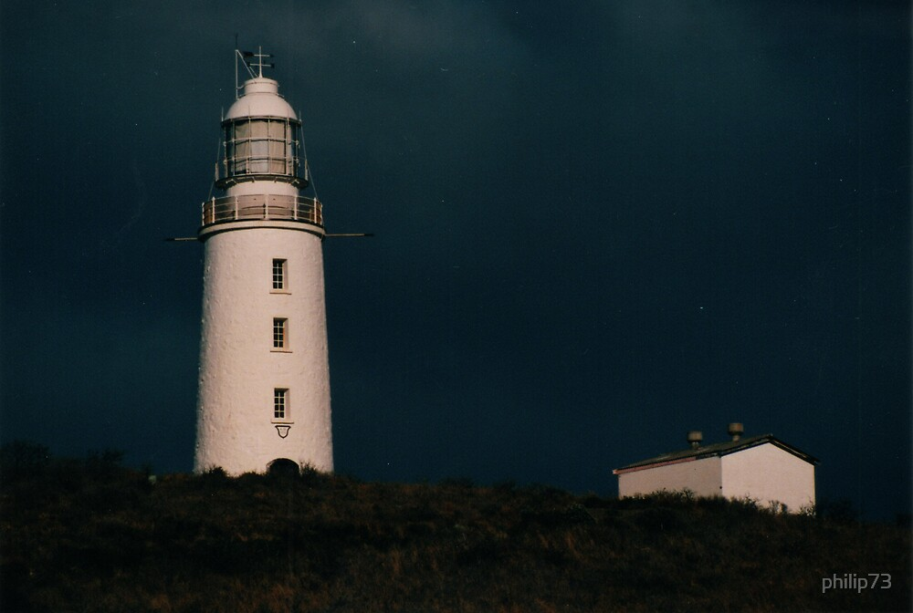 Bruny Island Lighthouse by philip73