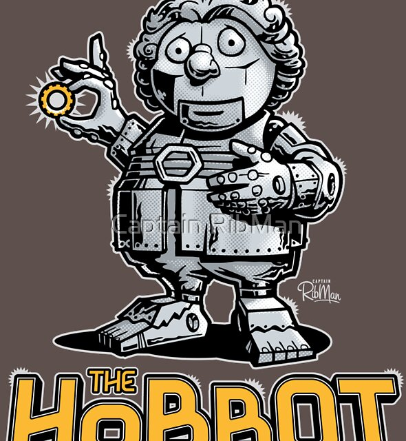 The HobBot by Captain RibMan