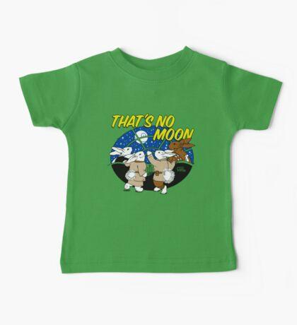 That's No Moon Kids Clothes