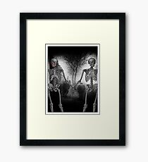 True Love Conquers All! Framed Print