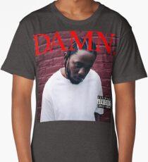 Damn - Kendrick Lamar [HIGH QUALITY] Long T-Shirt