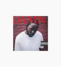 Damn - Kendrick Lamar [HIGH QUALITY] Art Board
