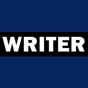 Writer by chromedesign