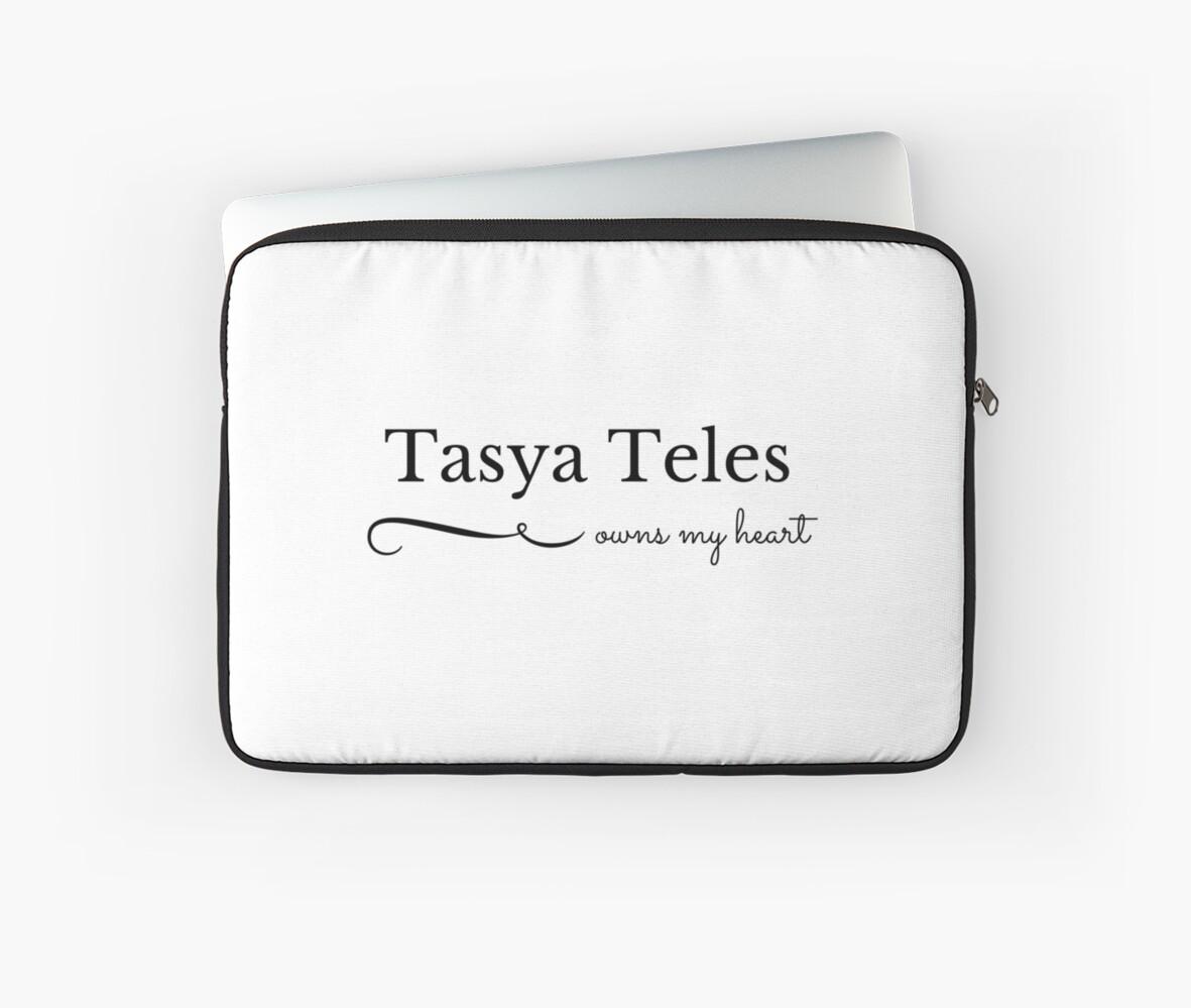Tasya Teles owns my heart by samthestarkid