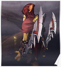 Gondar the Bounty Hunter Poster