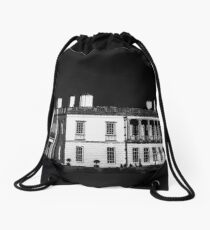 Queen's House I Drawstring Bag