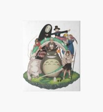 Ghibli collection Art Board