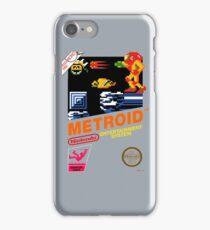 Metroid NES iPhone Case/Skin