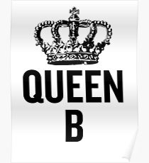 Queen B Poster