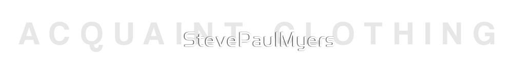 Acquaint Clothing Words - Light by StevePaulMyers
